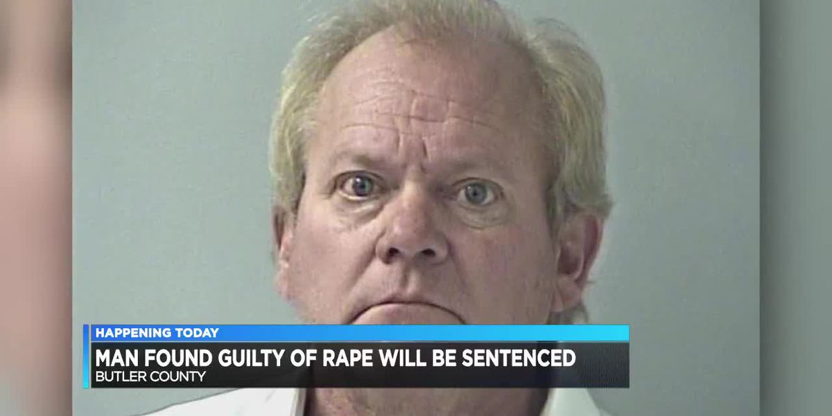 Man to be sentenced in Butler County rape case