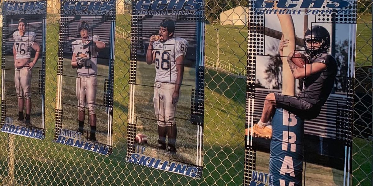 Parents of NKY high school football players upset after banners taken down