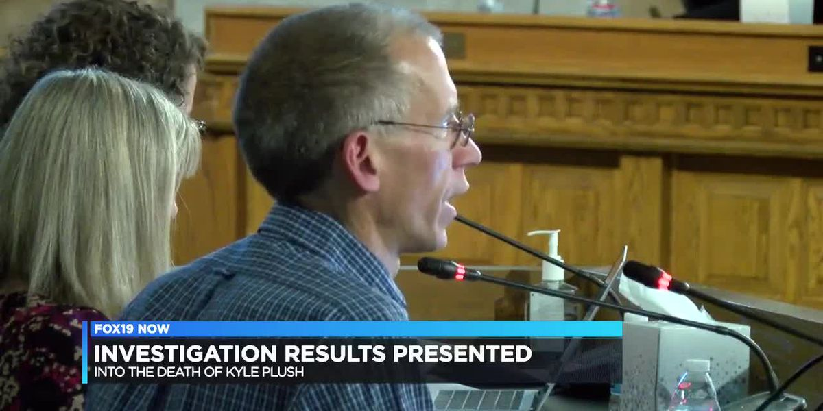 Plush independent investigation results presented to City Council