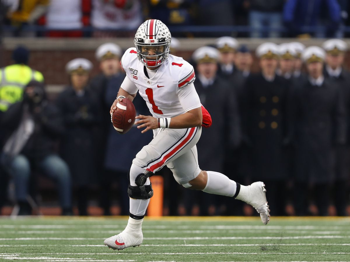Ohio State is No. 2 in college football playoff