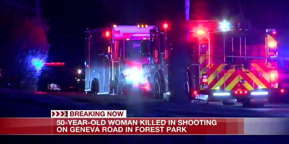 50-year-old killed in Forest Park shooting