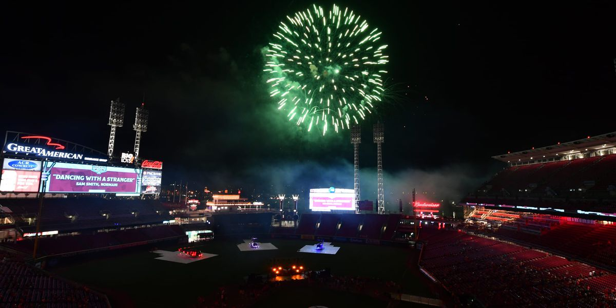 Reds announce return of Fireworks Fridays to Great American Ball Park