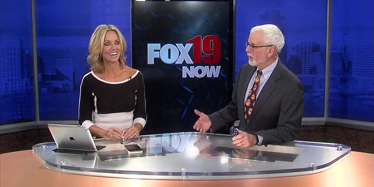 FOX19 News at 4 p.m., October 23, 2018.