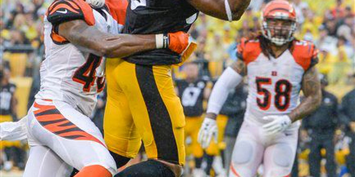Bengal on Steelers rivalry: They're like an annoying cousin
