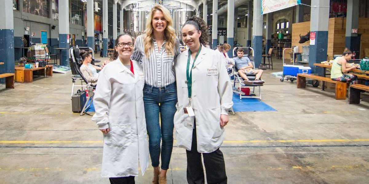 Give a pint, get a ($1) pint: Rhinegeist, Hoxworth team up for blood donation