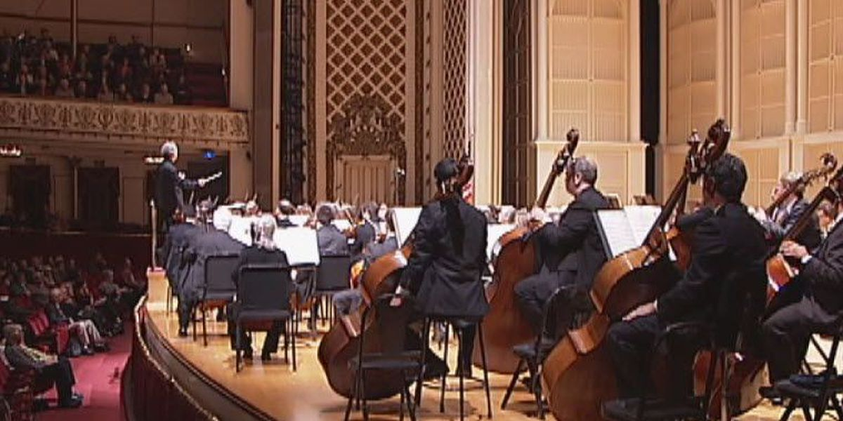 2 Grammy nominations for Cincinnati Symphony Orchestra