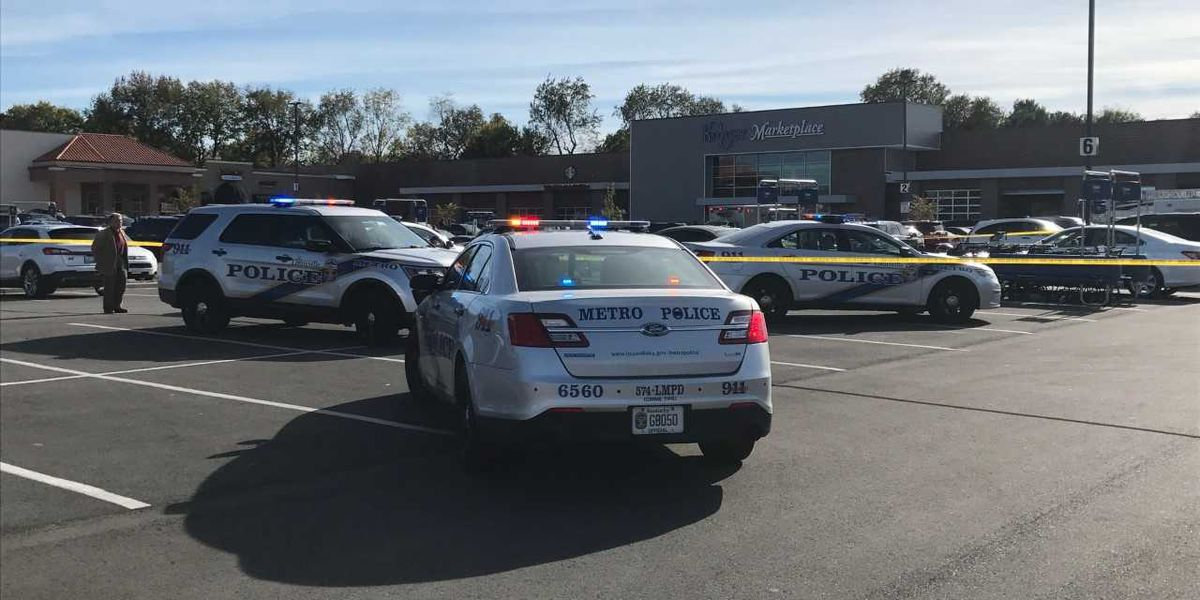 Kentucky grocery store gunman reportedly told bystander 'whites don't shoot whites'