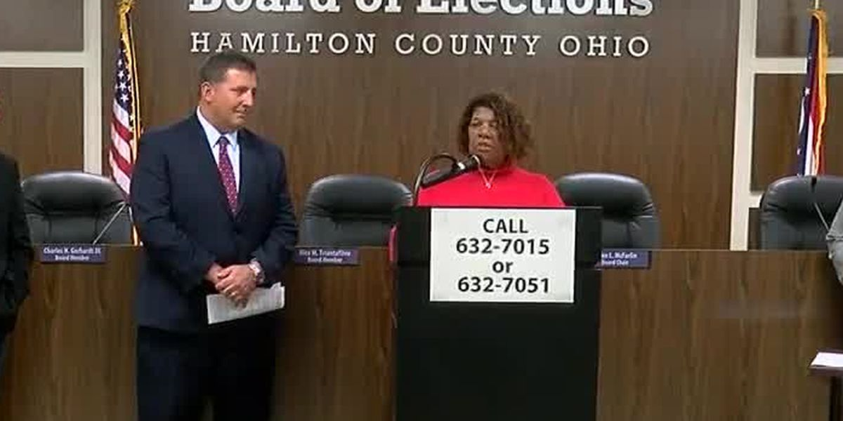 Hamilton County BOE short hundreds of poll workers for Election Day
