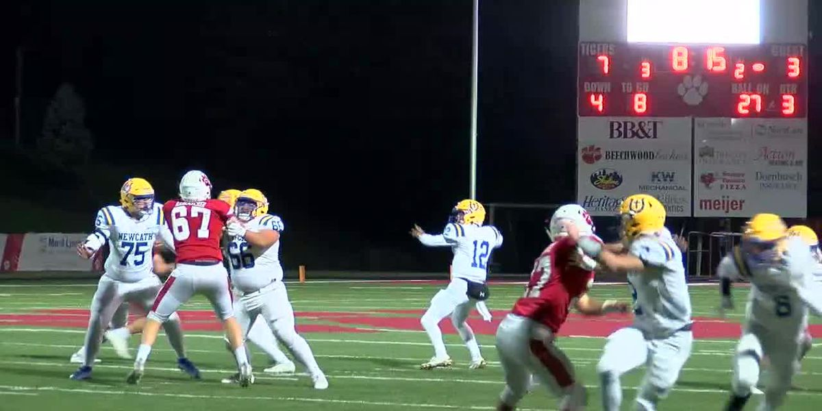 New Cath wins close game at Beechwood