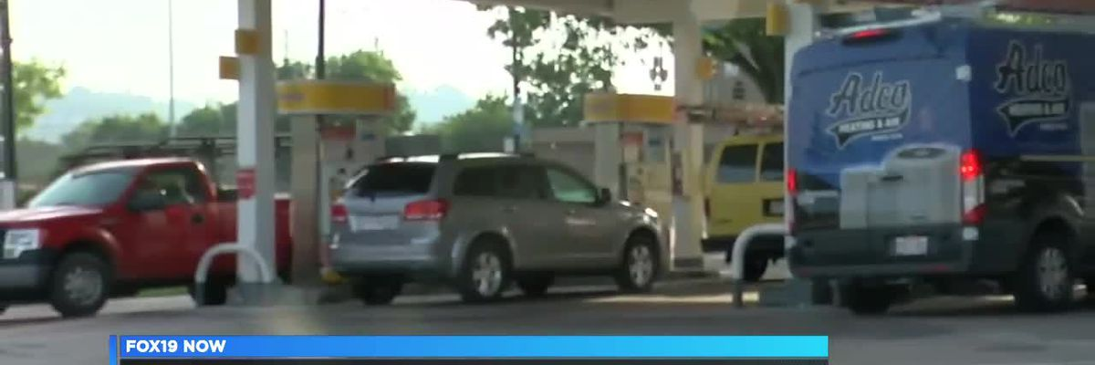 Ohio gas tax goes up today