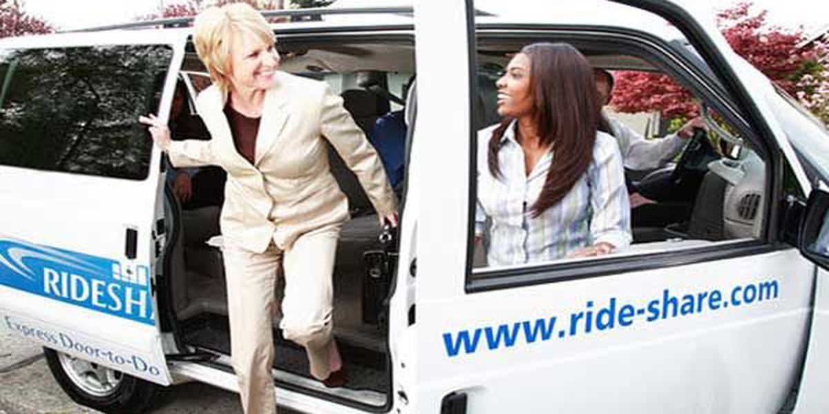 Women-only ride sharing controversy