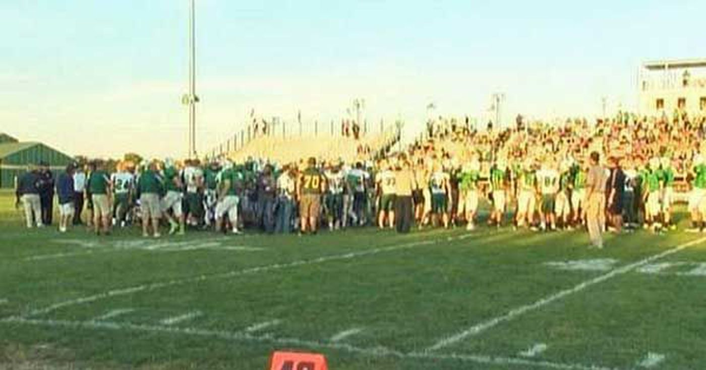 Little Miami football team back on the field following tragedy