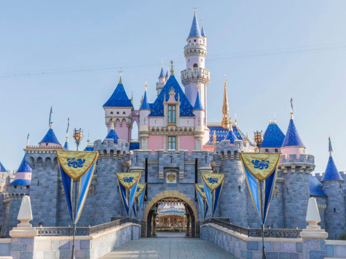 California to let Major League Baseball, Disneyland reopen