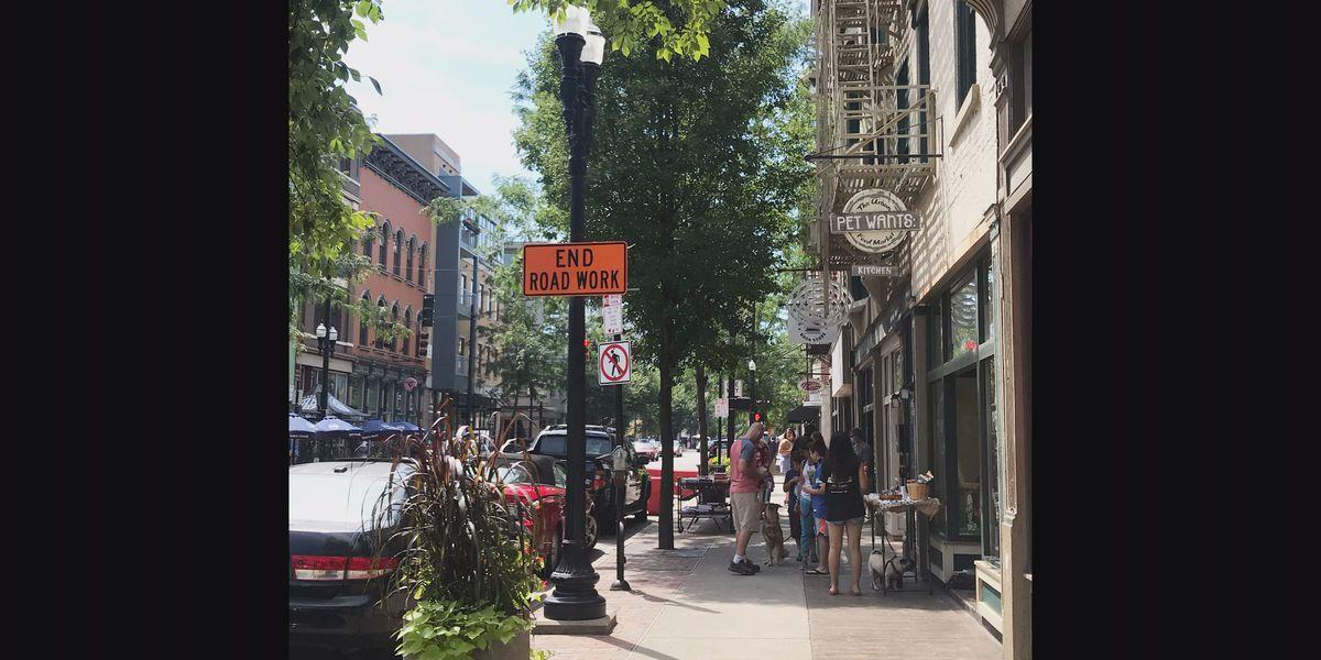 Second Sunday sidewalk fair returns to OTR this weekend