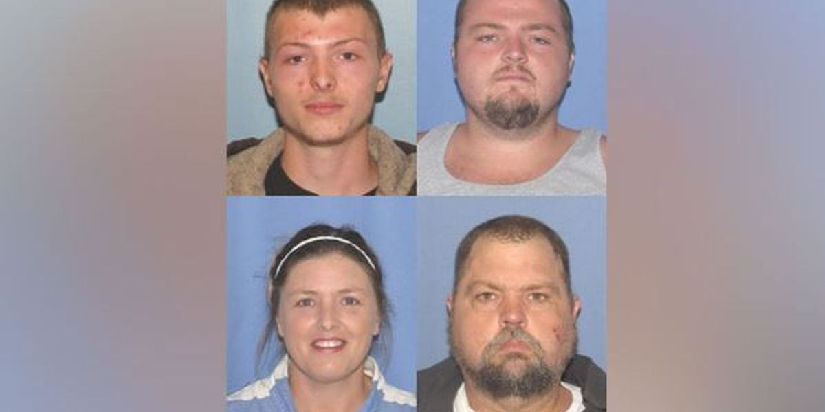 WATCH LIVE: Wagner family members arrested in execution-style murders in Pike Co., OH family