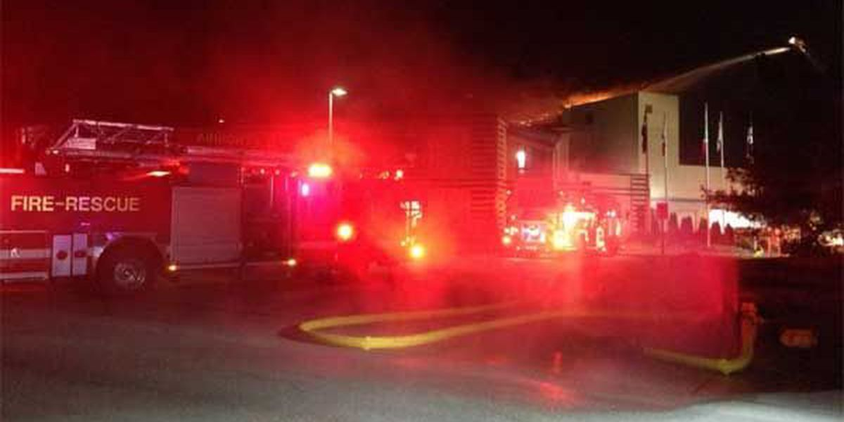 Fire, explosion at local candy factory that makes AirHeads