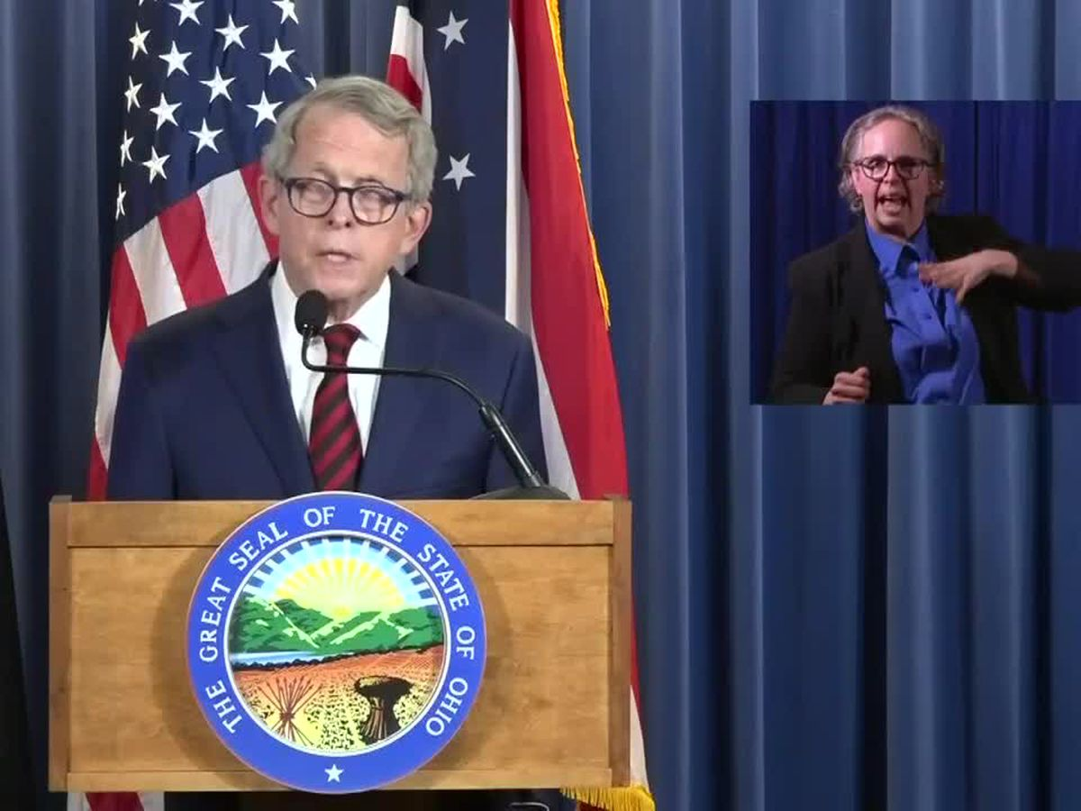 DeWine announces guidelines for schools including mask policy
