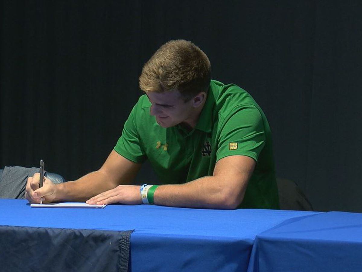 Cov Cath's Mayer and Princeton's Johnson headline National Signing Day