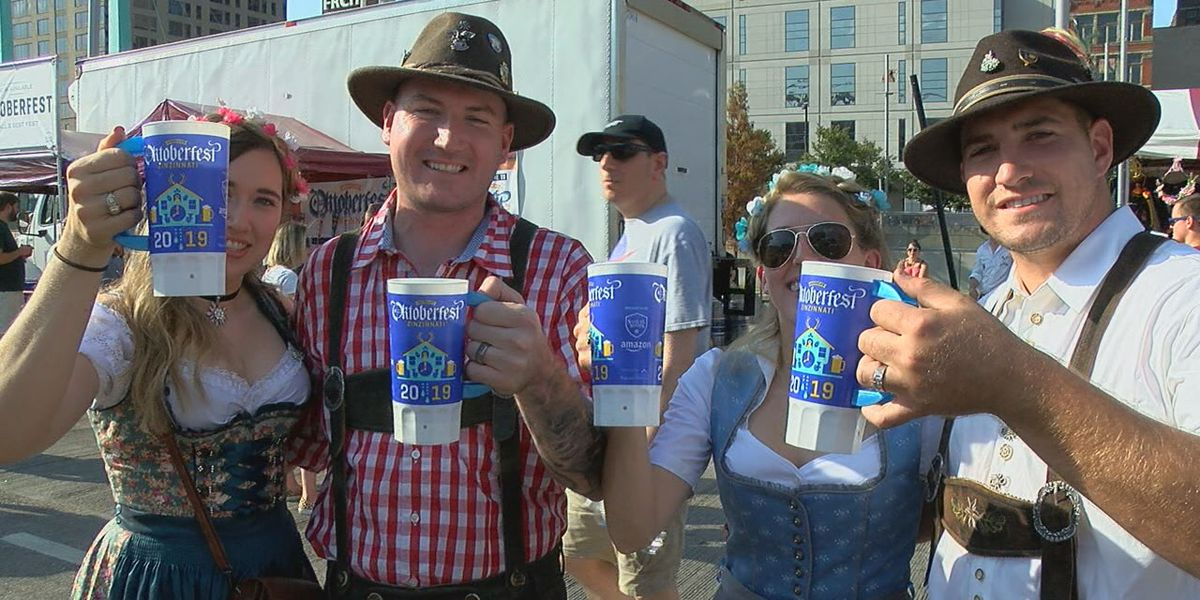 Oktoberfest Zinzinnati: The sights and sounds of Day 2