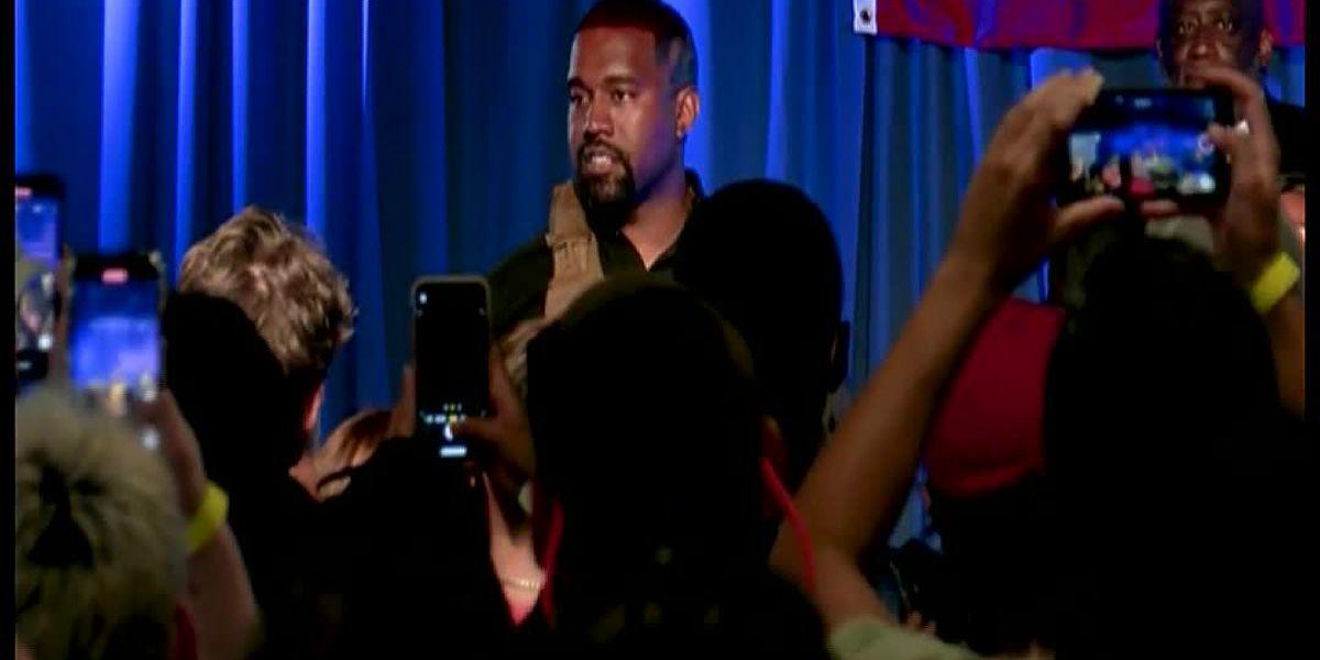 Kanye West Fails To Make Wyoming, Missouri Ballot For November Election