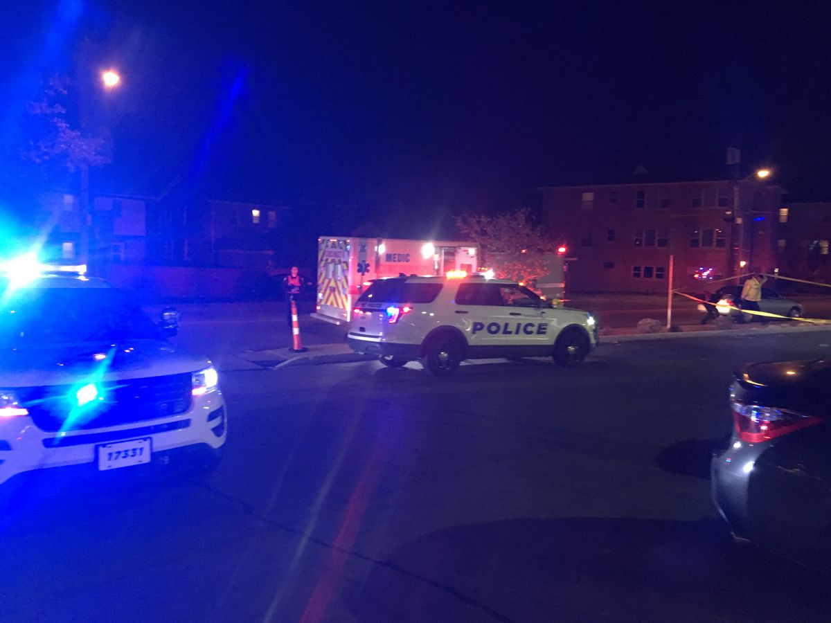 Police respond to shooting in Pleasant Ridge