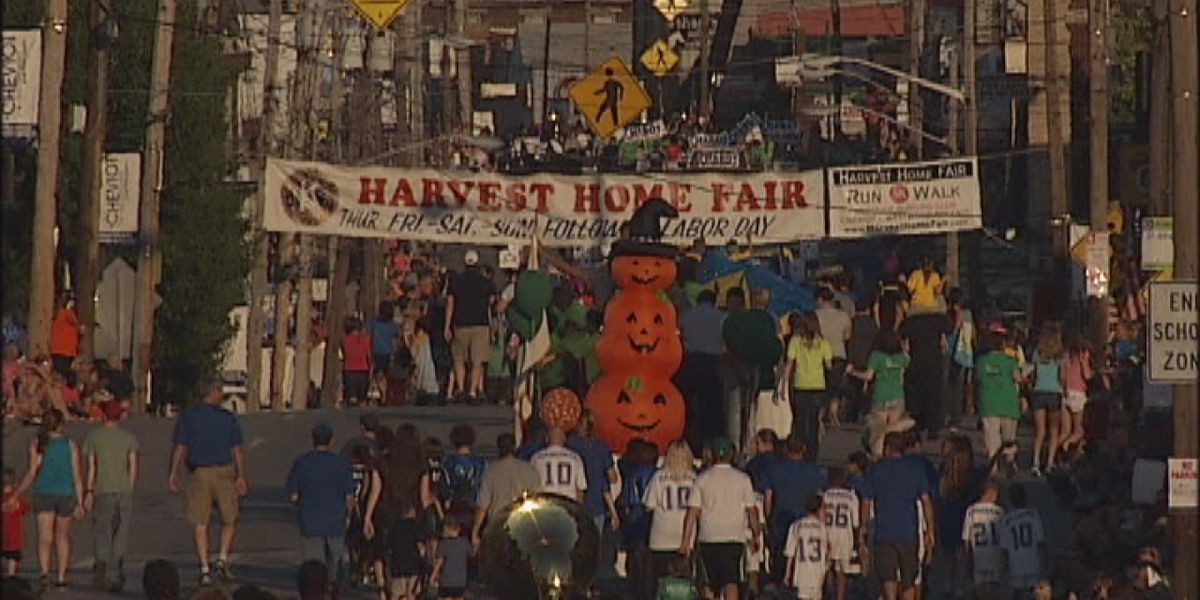Harvest Home Fair could be history if community members don't step up