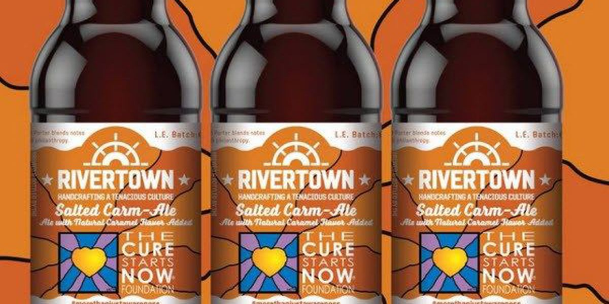 Beer inspired by Lauren Hill raises money for cancer research