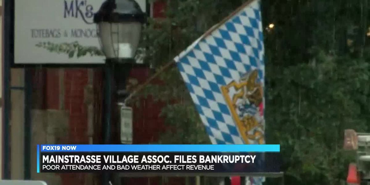 MainStrasse Village Assoc. files for bankruptcy