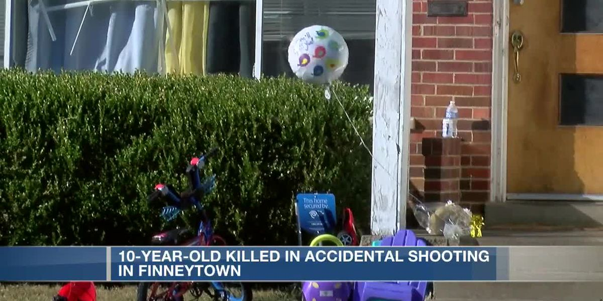 10-year-old girl killed in accidental shooting in Finneytown