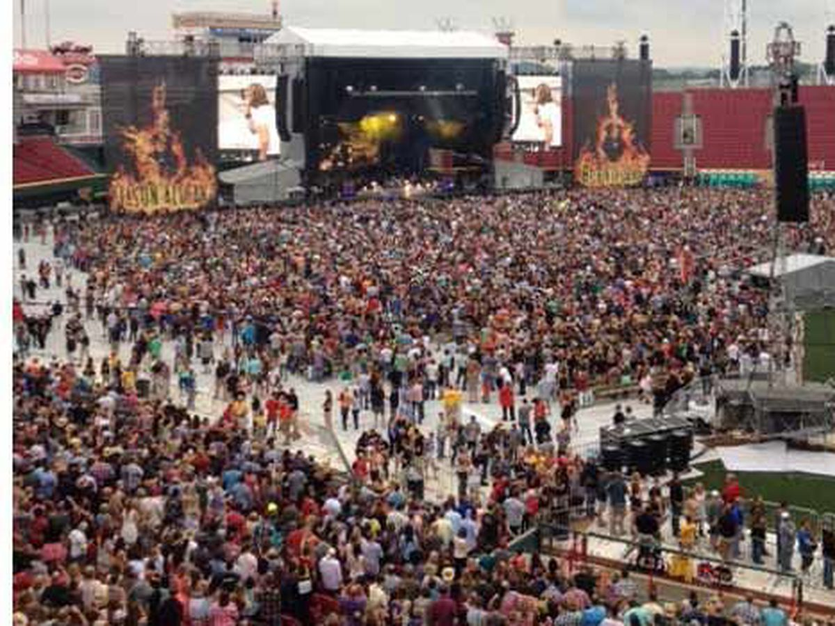Reds announce 2 postgame concerts for 2020
