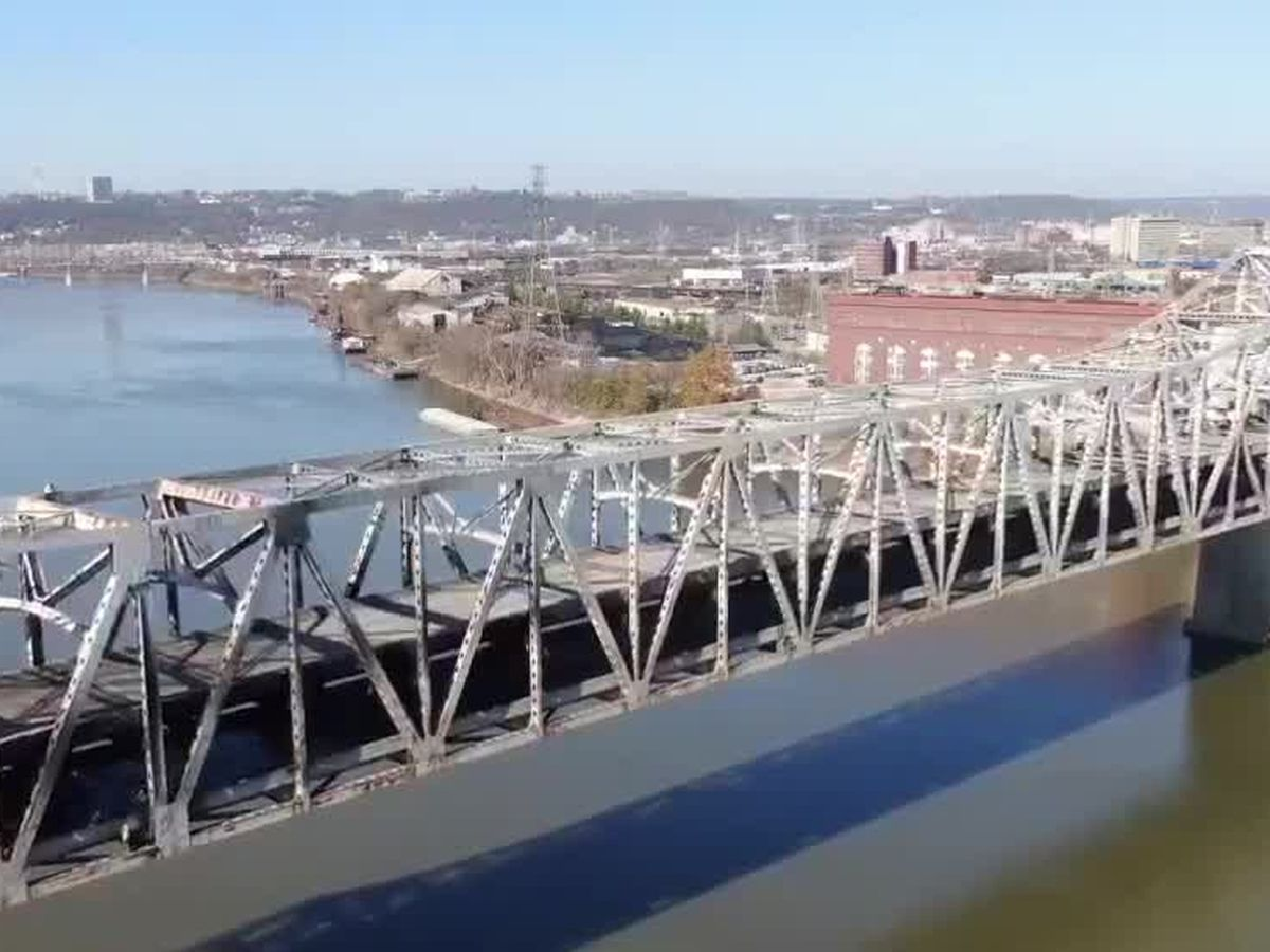 Brent Spence Bridge repairs on schedule for planned reopening date