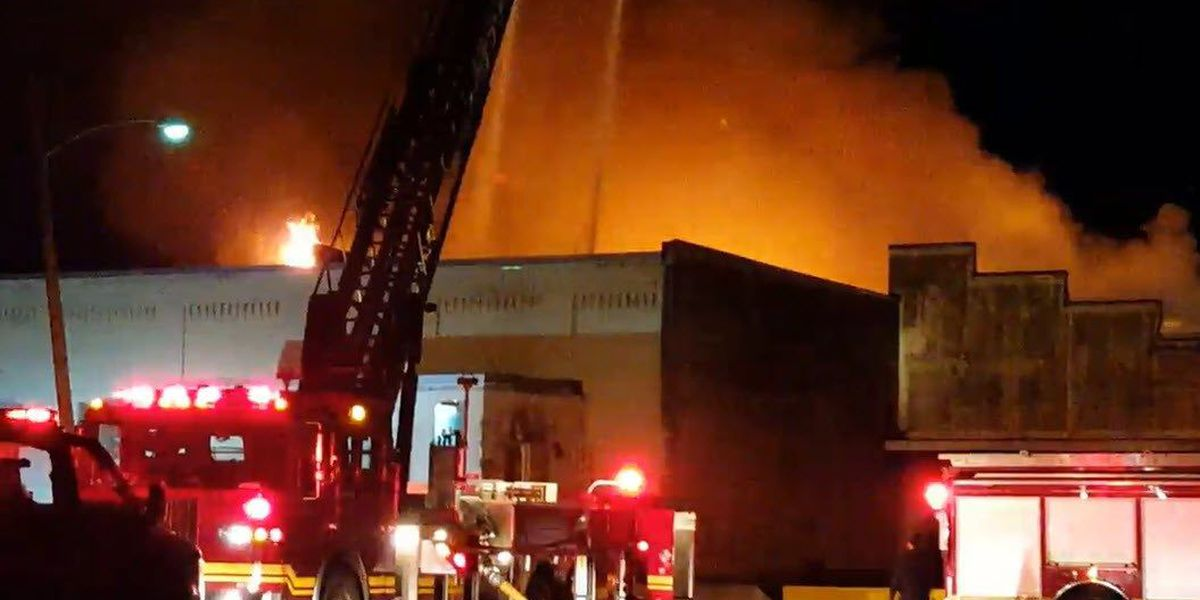 Large fire at Middletown warehouse ruled arson; $5,000 reward offered