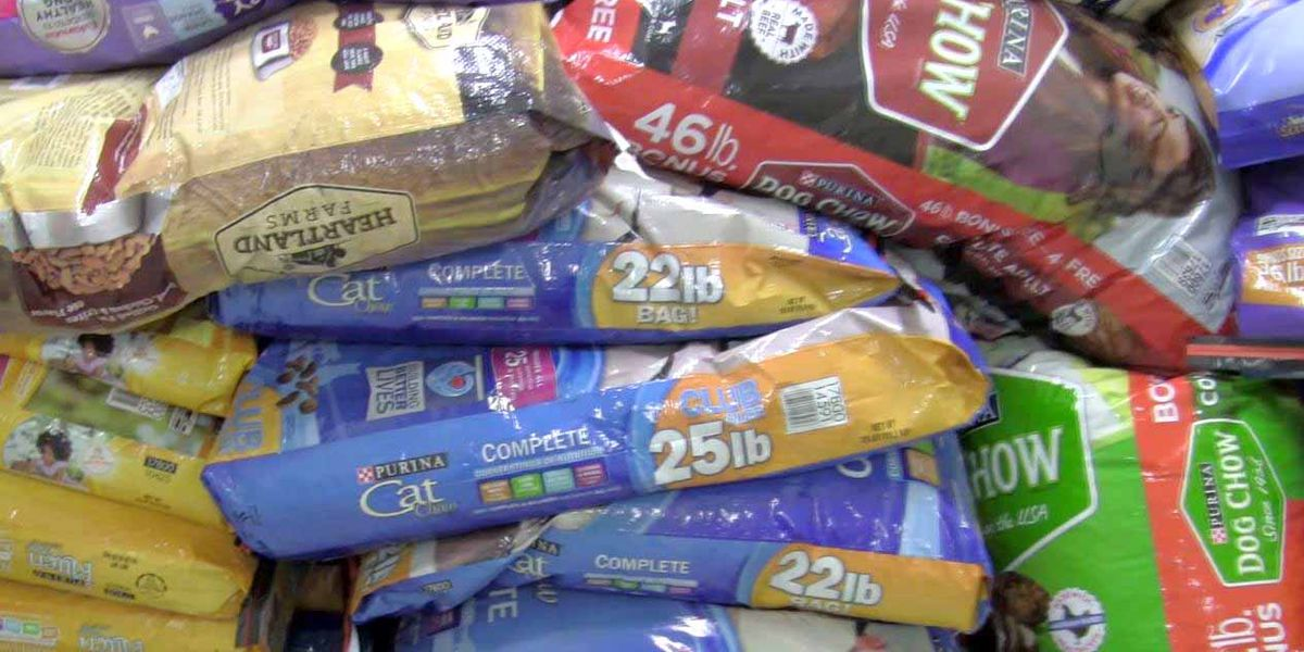 Cincinnati animal rescue hosting pet food drive for Nashville tornado relief