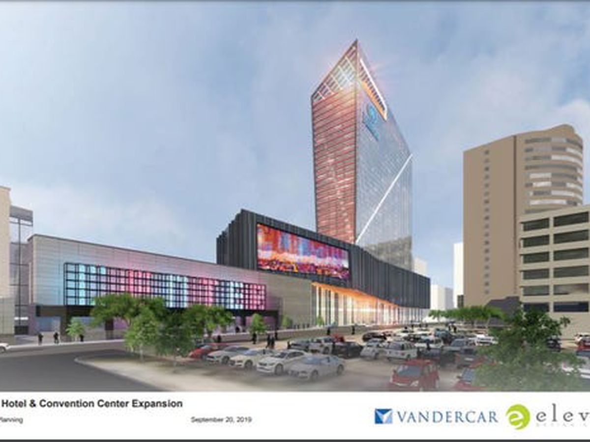 Hamilton County, Port Authority move closer to new convention center hotel