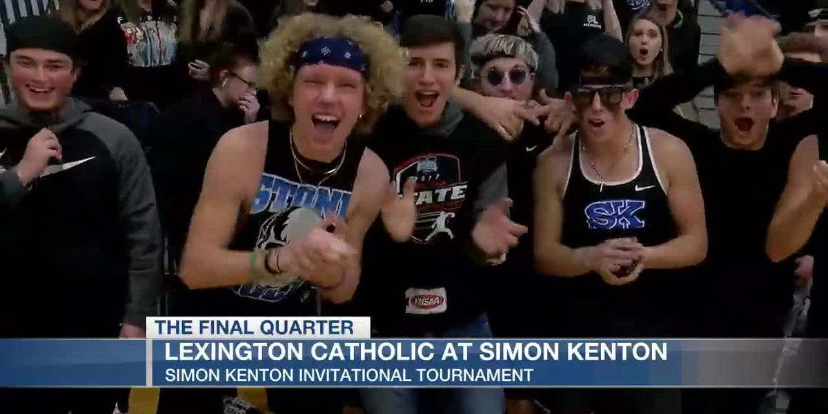 Lex Cath overpowers Simon Kenton in SK invite