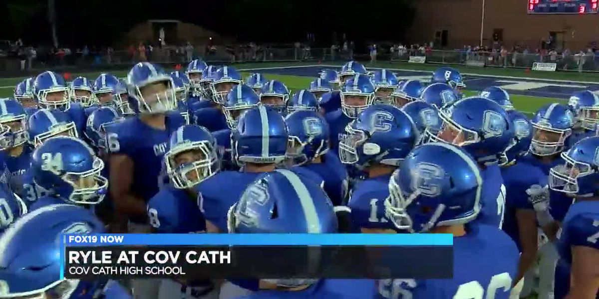 Cov Cath shuts out Ryle in season opening statement