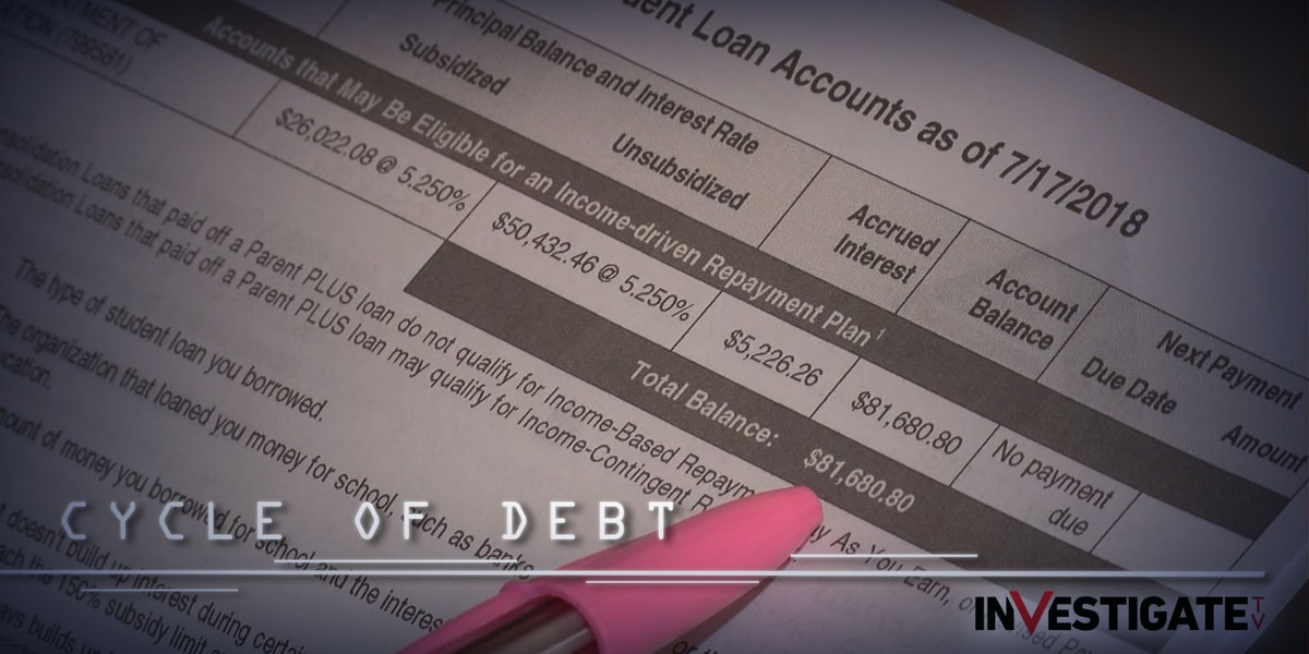 Watching Your Wallet: Company offering to help lower student debt under investigation