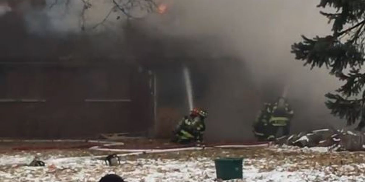 Sharonville home a total loss after fire