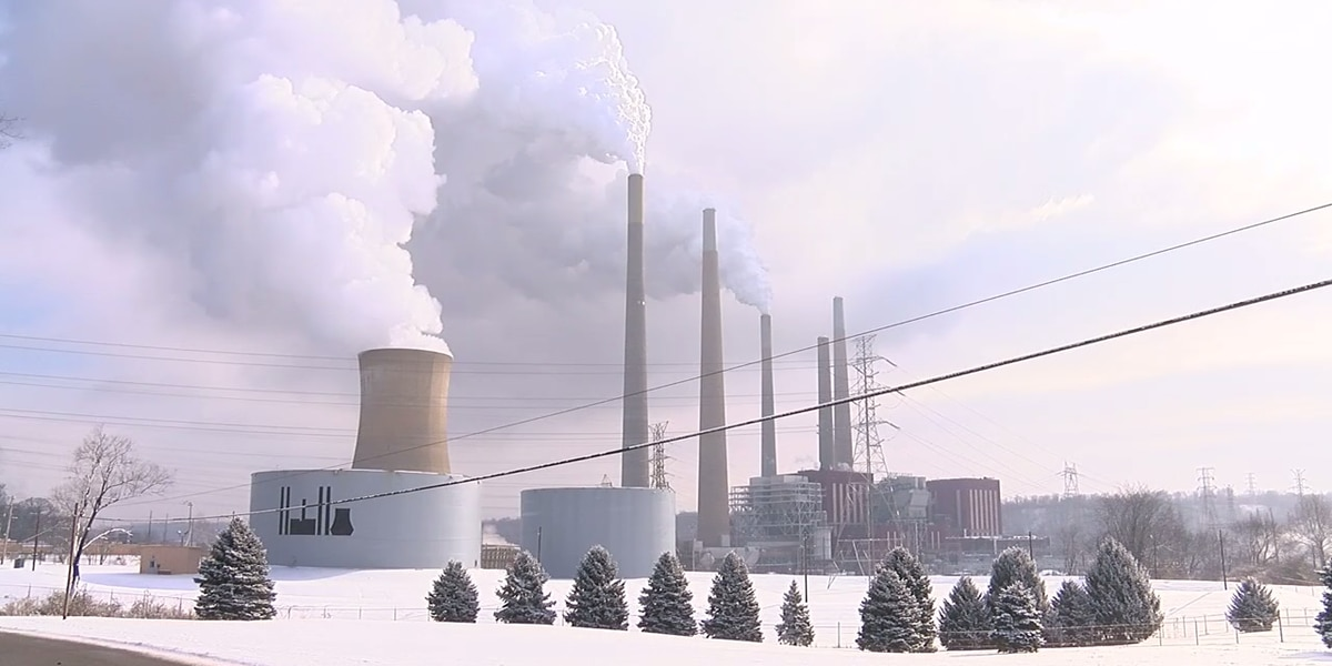 A quick lesson in 'power plant snow'