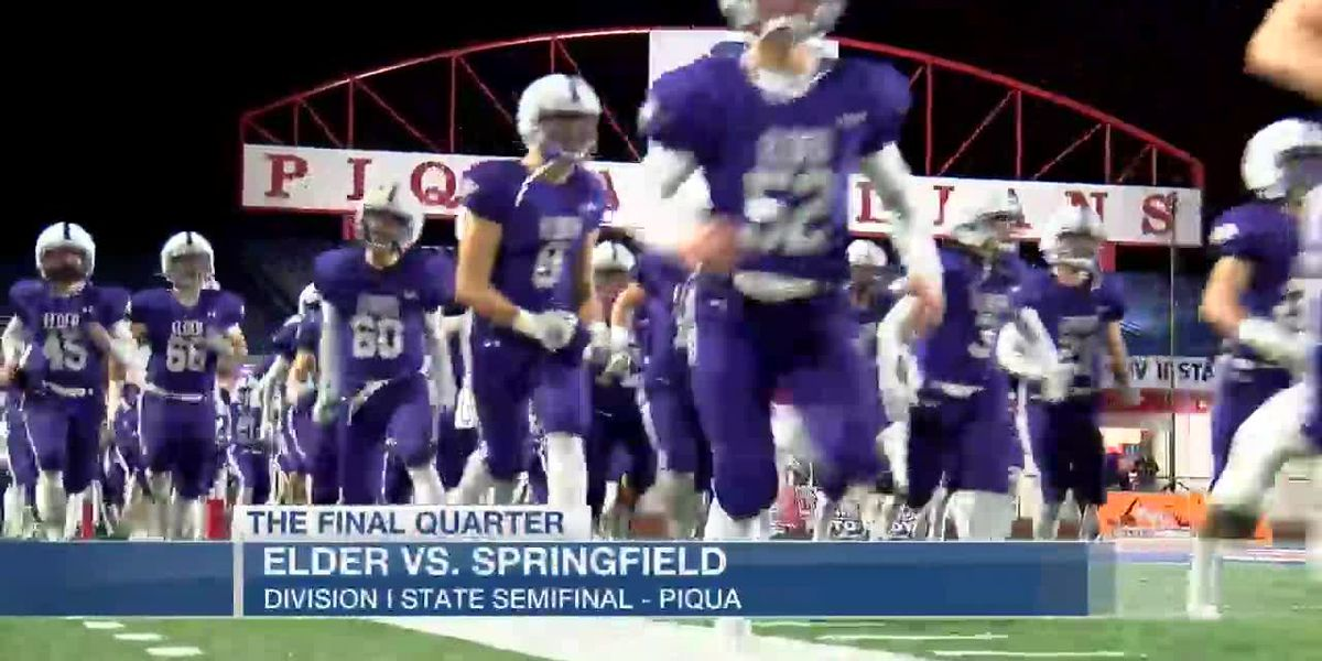 Elder makes first state title game in 11 years