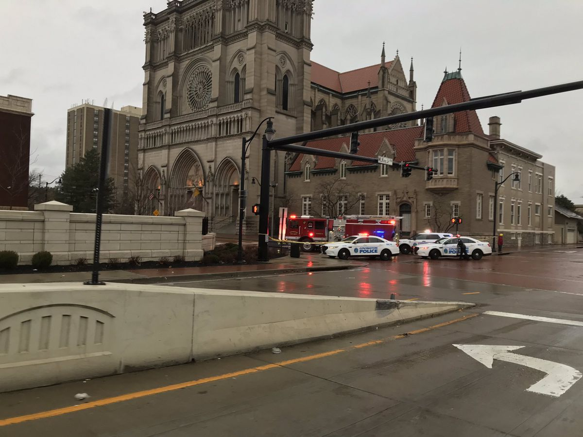 Authorities: No threat after unexpected packages found at Diocese of Covington
