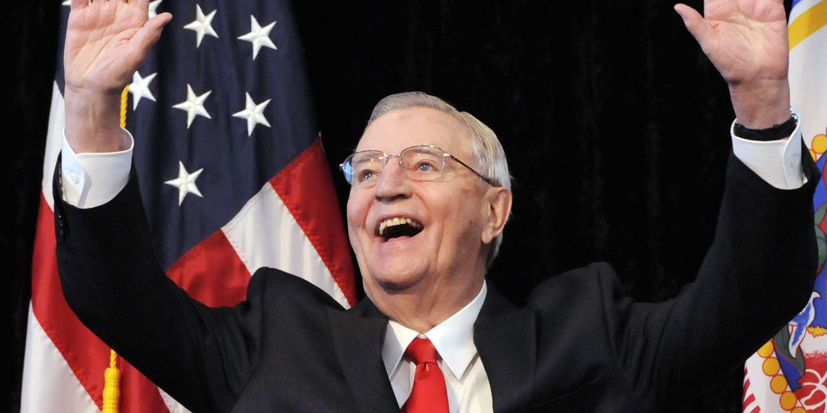 Walter Mondale, Carter's vice president, dies at 93