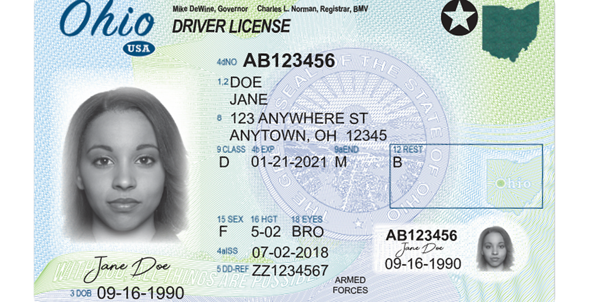 Ohio BMV might send you an email and it is not a scam