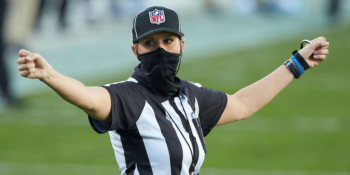Sarah Thomas to be 1st female to officiate at Super Bowl