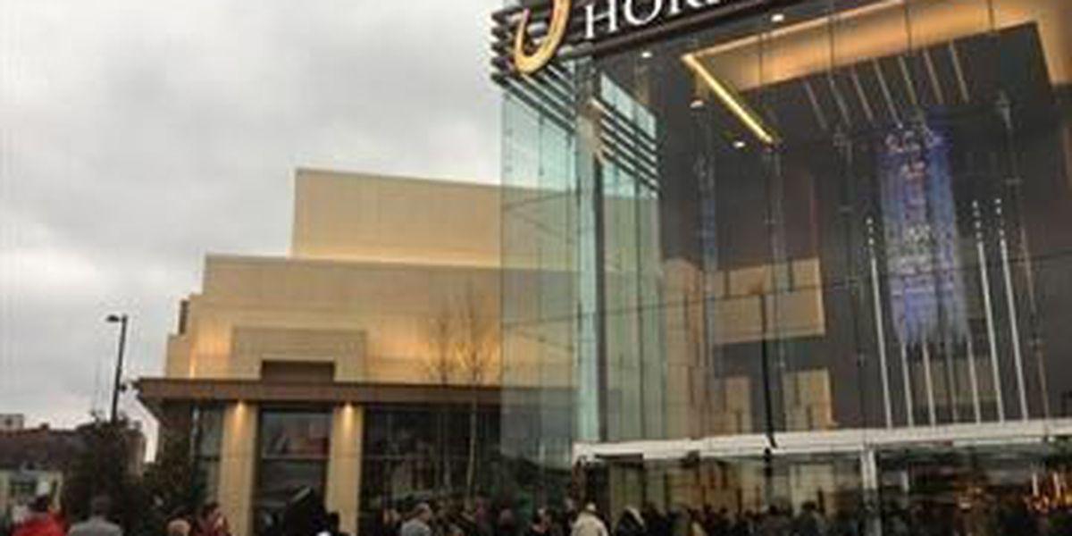 Earnings report released for Horseshoe Casino