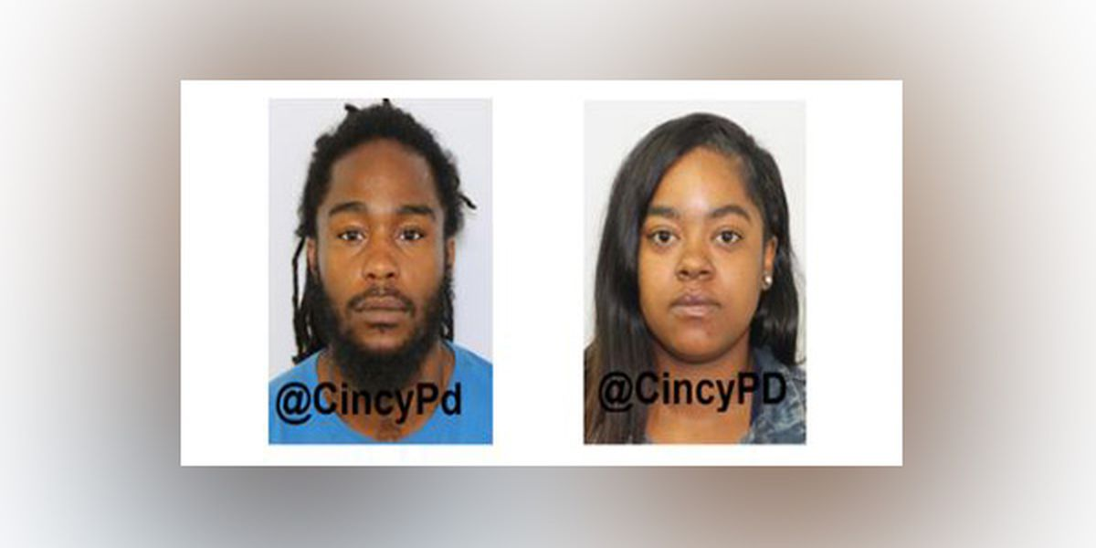 2 accused of assault on Cincinnati police officers indicted