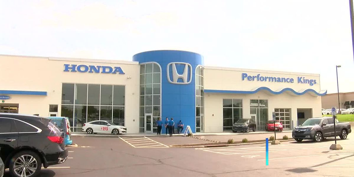 Performance Kings Honda unveils new 56,000 sq. ft. facility