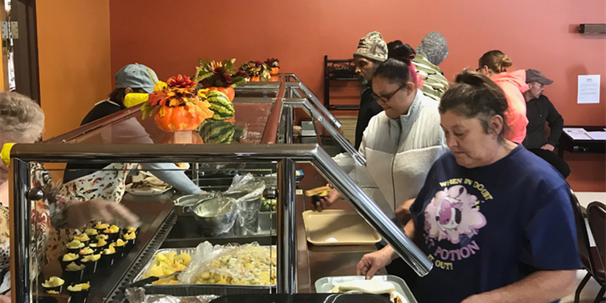 Butler sheriff appeals to public to keep struggling soup kitchen open