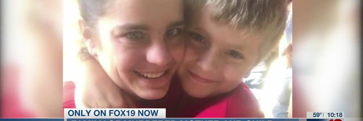 Family of murdered mother, child helping local school raise money