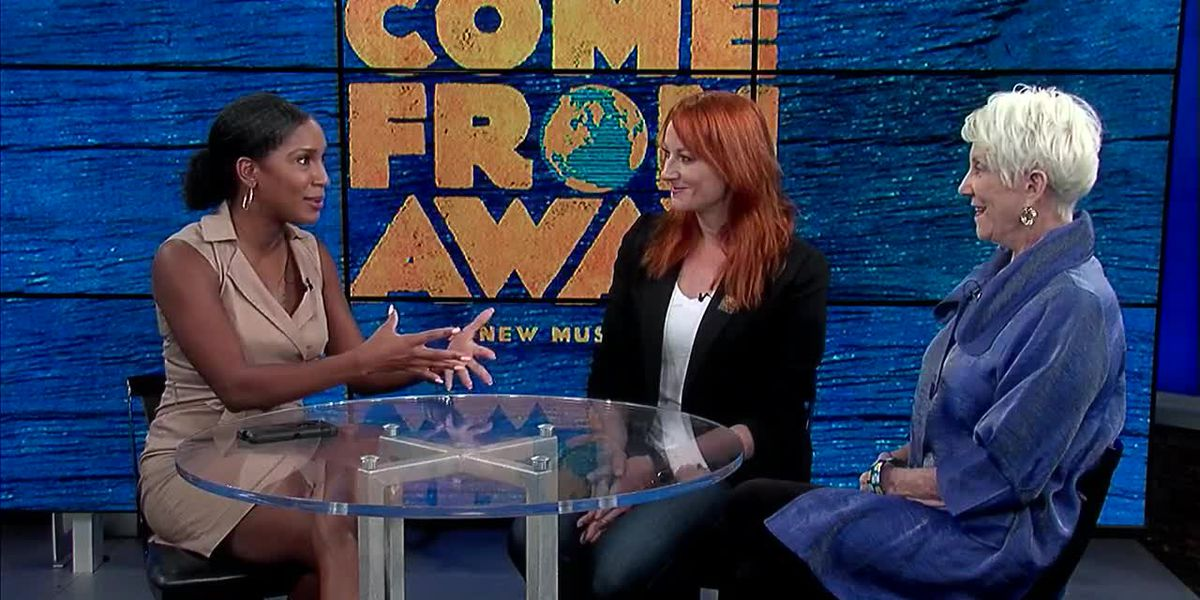 """Tony Award winning musical """"Come From Away"""" is now at the Aronoff"""